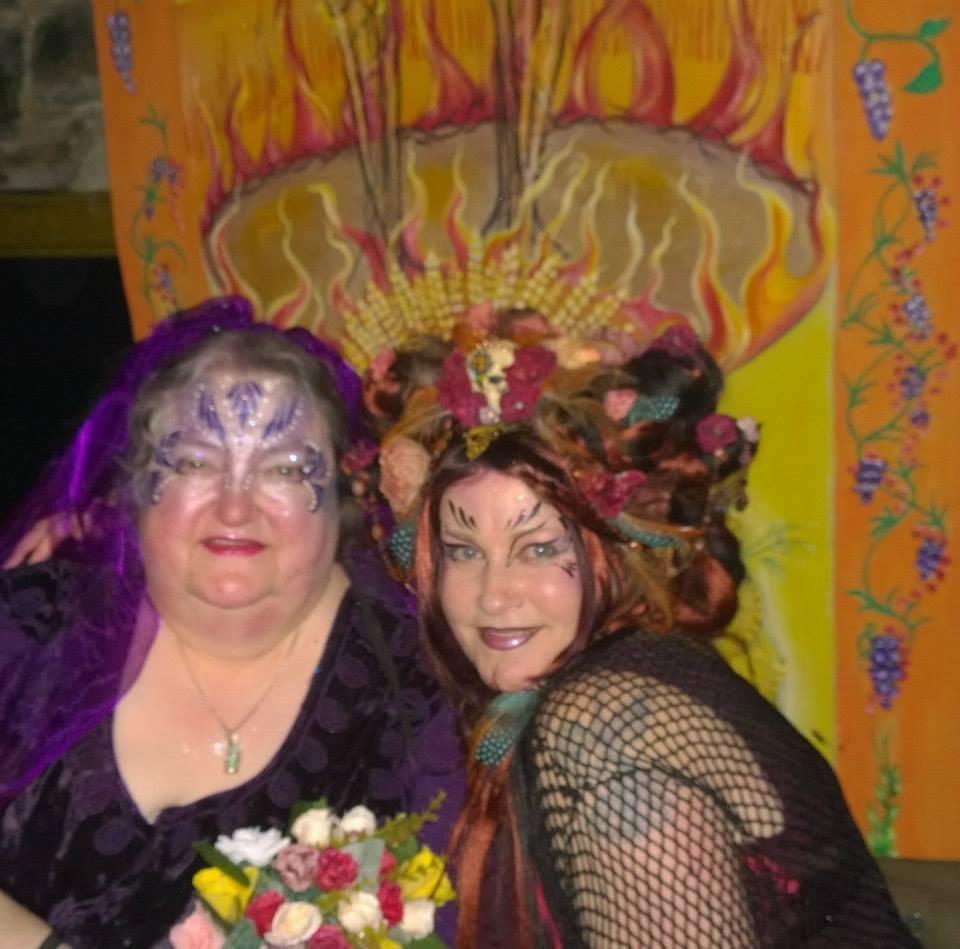 Kathy & Tara Fae