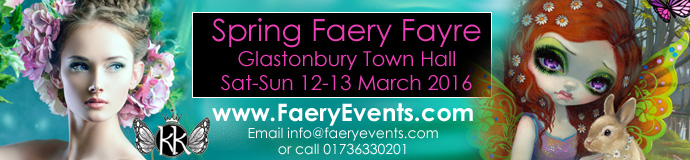 2016 SpiritGuides banner Avalon Spring Faery Fayre and Ball