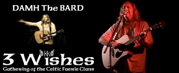 3WFF 2015 banner slider damhthebard 3 Wishes Faery Fest 2015   Celtic Fairy Festival