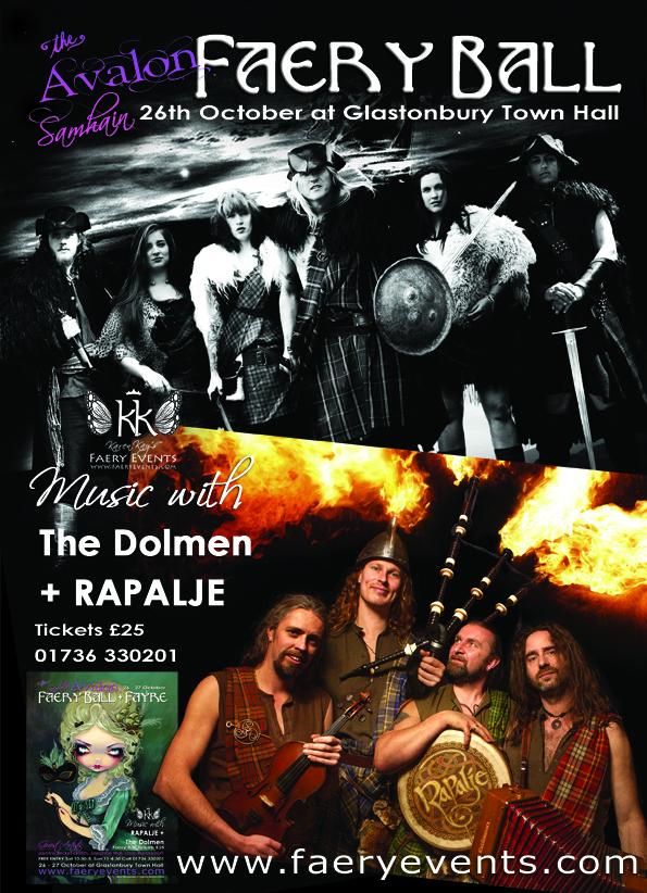 A4 Avalon Samhain Dolmen Rapalje Avalon Faery Ball Samhain 2013