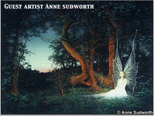 Anne Sudworth October Faery Fayre