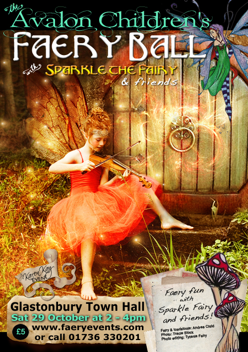 AvalonChildrensfaeryball Countdown for Avalon Faery Weekend