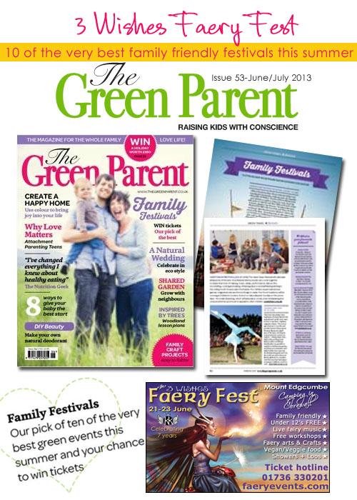 GreenParentAWARD