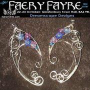 October2016 DreamscapeDezigns 180x180 October Faery Fayre
