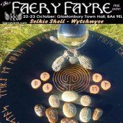 October2016 Selkie Shell 180x180 October Faery Fayre