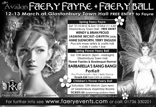 Spring 2016 Faery WEB Avalon Spring Faery Fayre and Ball