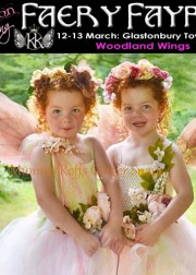 Spring 2016 Woodland Wings 180x252 Avalon Spring Faery Fayre and Ball