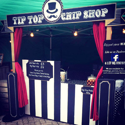 Tip Top Chip Shop (Veg) Event Planners Guide