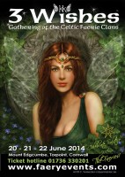 WEB 3WFF 2014 CelticFaery1 142x200 Faery Events