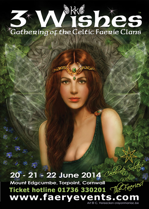 3 Wishes Faery Fest 2014