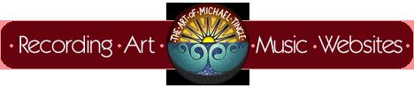 Michael Tingle Mobile recording studio, celtic art, composer, musician & web design