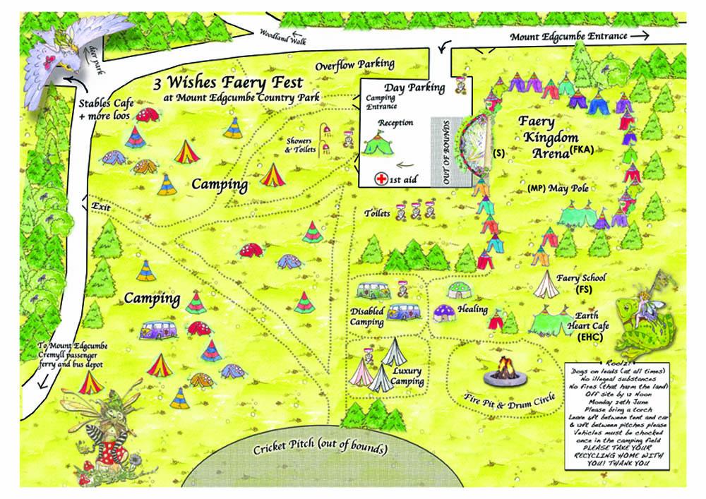 faery fest map - 2013-web