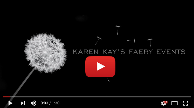 harpist video A very warm welcome to Karen Kays Faery Events
