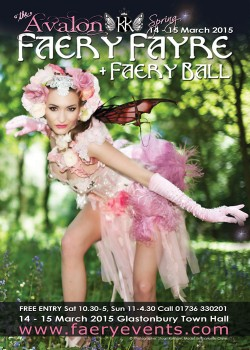 Avalon Spring Faery Fayre and Ball 2015